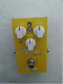 Pedal Booster Fire Power Booster Equalize
