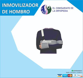 Inmovilizador De Hombro Universal