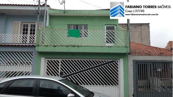Sobrado Para Venda Em São Bernardo Do Campo, Monte Sião, 4 Dormitórios, 2 Banheiros, 2 Vagas - 1657