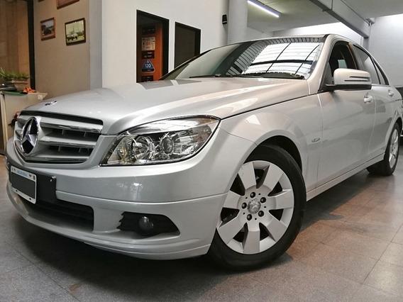 Mercedes Benz C200 Cgi At Como Nuevo!