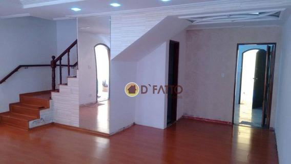 Casa Comercial Para Locação, Vila Galvão, Guarulhos. - Ca0498