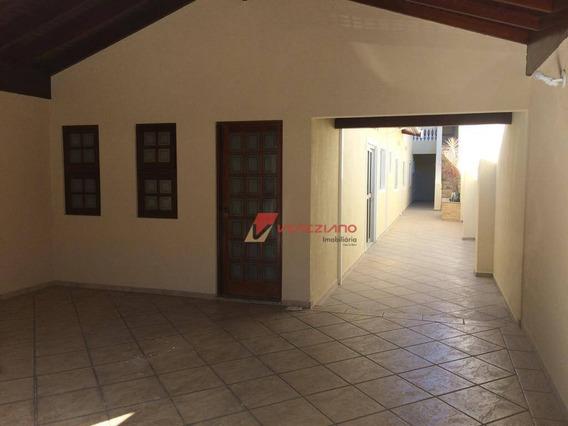 Casa Com 3 Dormitórios À Venda, 169 M² Por R$ 0 - Monte Rey - Piracicaba/sp - Ca0658