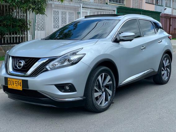 Nissan Murano Exclusive 4x4 Full