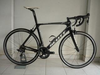 Bicicleta De Ruta Carbono - Marca Scott