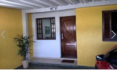 Casa A Venda Em São Bernardo Do Campo, Jardim Continental, 2 Dormitórios, 1 Banheiro, 3 Vagas - Ca110