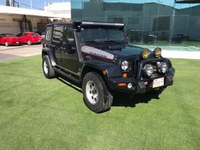 Jeep Wrangler Rubicon 4x4 At 2008