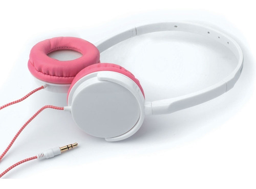 Fone De Ouvido Headphone Comfort Rosa One For All Sv5331