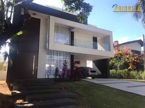 Imagem 1 de 30 de Casa Com 5 Dormitórios À Venda, 350 M² Por R$ 2.120.000,00 - Vivendas Do Lago - Sorocaba/sp - Ca0099