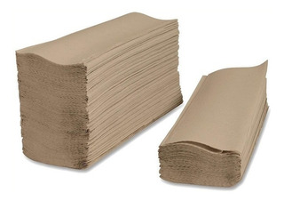 Toalla Intercalada Papel 2500 20x24 Eco Beige