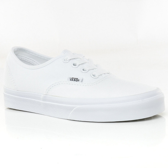 Zapatillas Authentic White Vans Fluid Tienda Oficial
