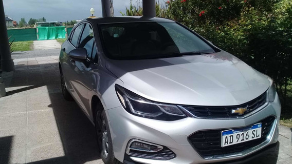 Chevrolet Cruze Ii 1.4 Ltz Plus 153cv 2019