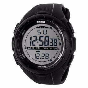 Relógio Masculino Digital Skmei 1025 Preto Prova D