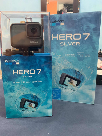 Gopro Hero 7 Silver + Kit Accesorios