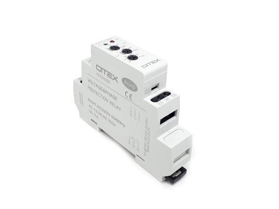 Yx7310 Rele Falta De Fase R/s/t 220v 50/60hz