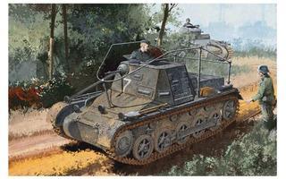 Dragón 1/35 World Guerra Ii Ejército Alemán No. 1 Comanda