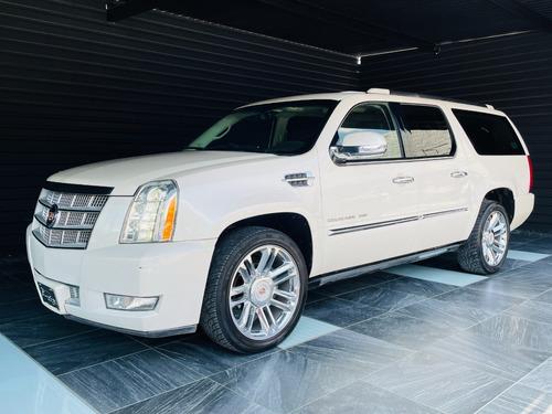 Imagen 1 de 14 de Cadillac Escalade Platinum Esv Año:2013