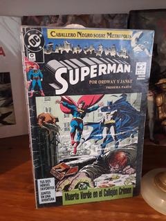 Superman - Batman - Nº 7 Primera Parte - Dc - Perfil - Comic