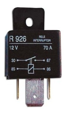 Relay Universal Interruptor Simple 70a