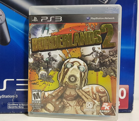 Jogo Borderlands 2 Playstation 3 Midia Fisica Ps3