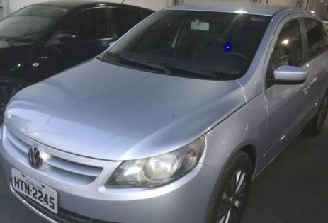 Volkswagen Gol 1.6 City Total Flex 3p