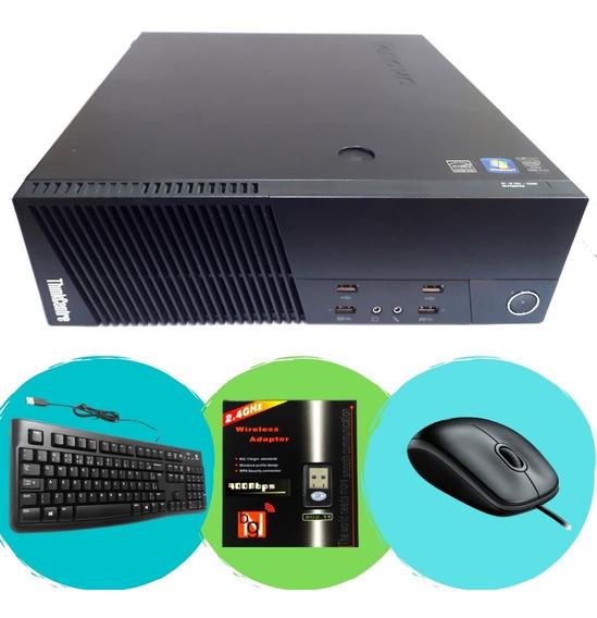 Computador Intel I5 4º Geração 4gb Hd 500 + Envio Imediato