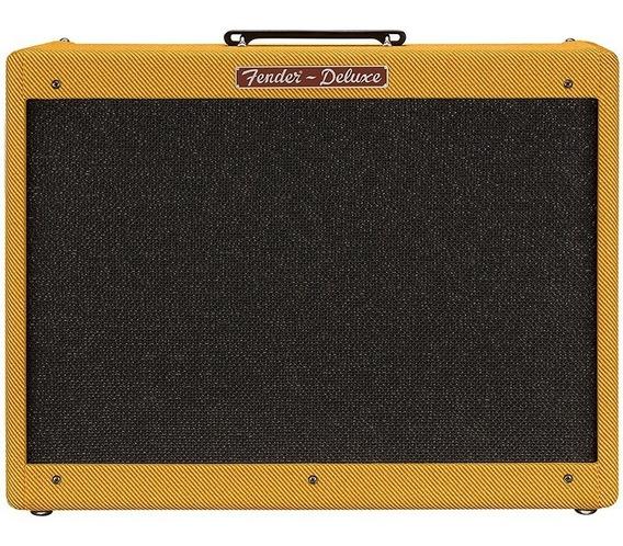 Amplificador Valvulado Guitarra Fender Hot Rod Deluxe Tweed