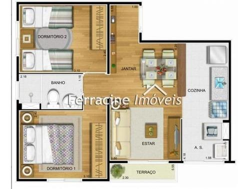 00012 -  Apartamento 2 Dorms, Jardim Guilhermino - Guarulhos/sp - 12