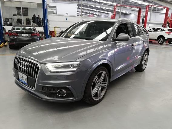 Audi Q3 2.0 S-line Plus 2013