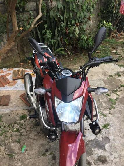Honda 150 Titan Ex 2014