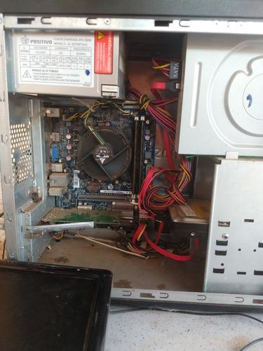 Computador Positivo Nao Liga Da Tela Preta