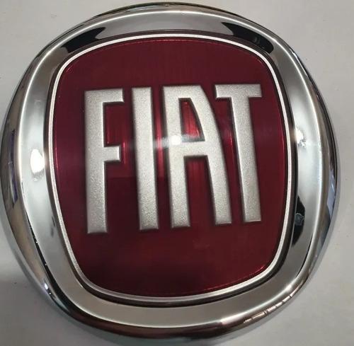 Imagem 1 de 2 de Emblema Grade Argo Original Fiat