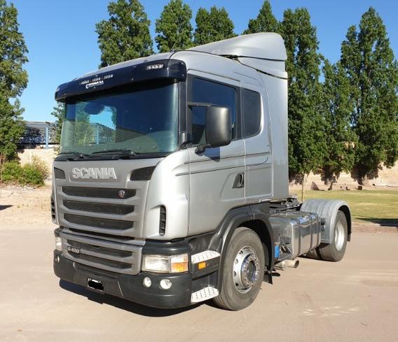 Scania G420 Automático Con Retarder. 4x2. Tractor