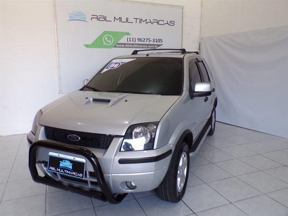 Ford Ecosport 2.0 Xlt 16v Gas. Manual 2005/2006