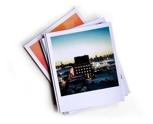 20 Fotos Revelação Digital Formato Polaroide Alta Resolução