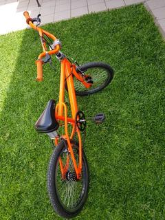 Bicicleta Peretti Tipo Bmx Freestyle Rodado 20
