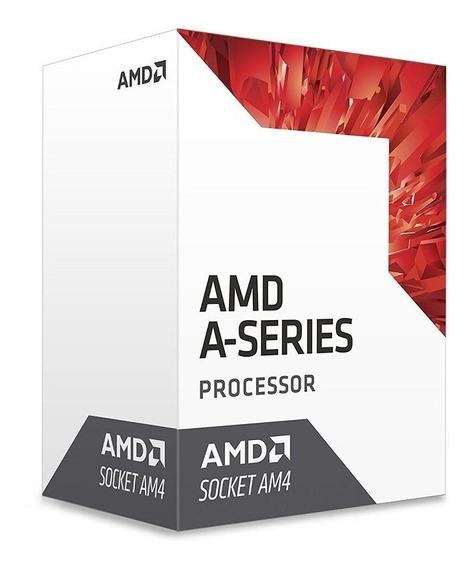 Processador Amd A109700 3.8ghz 2mb Cache Am4 Ad9700agabbox