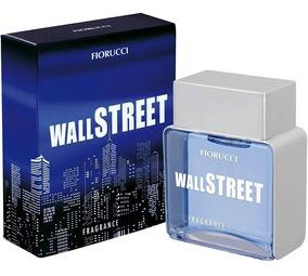 Fiorucci Wall Street Deo Colônia 100ml