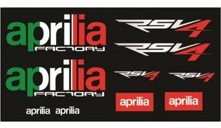 Kit Adesivos Aprilia Rsv4 Italia Rsv403