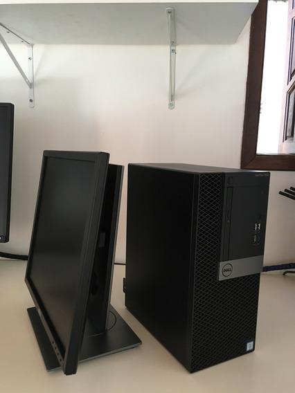 Computador Dell Optiplex 7050 Monitor P1917sc