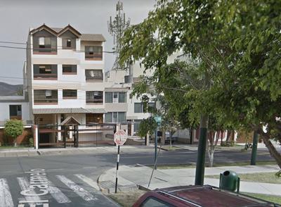 Vendo Acogedor Departamento Con Cochera En Monterrico