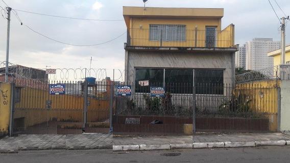 Sobrado Com 4 Dormitórios À Venda, 440 M² Por R$ 980.000,00 - Itaquera - São Paulo/sp - So13181