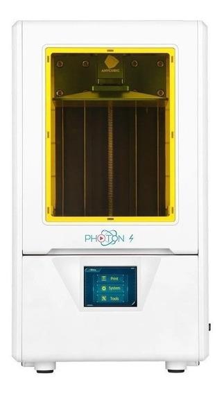 Impresora 3D Anycubic Photon S White LCD, SLA