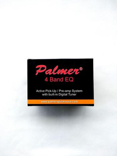 Ecualizador Afinador Eq450 M4 Palmer