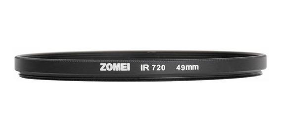 Zomei Infrared Ir Filter720nm X - Raio Universal Para Lente