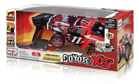 Coyote Xs 11 Radio Control Maisto Tech 8 Años O Mas