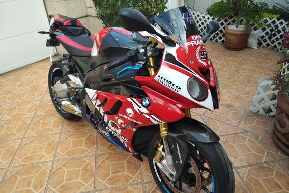 Excelente Moto De Pista Bmw S1000rr 2011 Nacional.