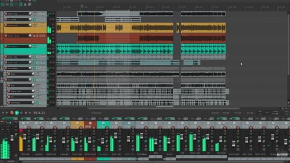 Reaper 6.12 + Fabfilter + Auto Tune Completo; Envio Imediato
