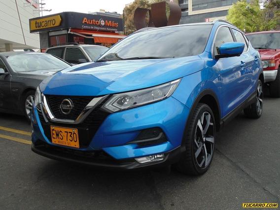Nissan Qashqai Exclusive 2.0 At