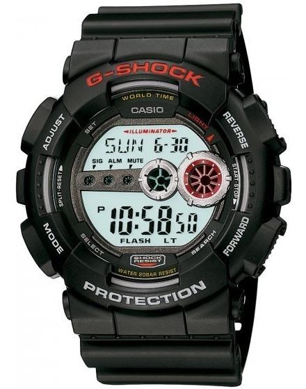 Relógio Casio Gd-100-1adr Masculino Preto - Refinado