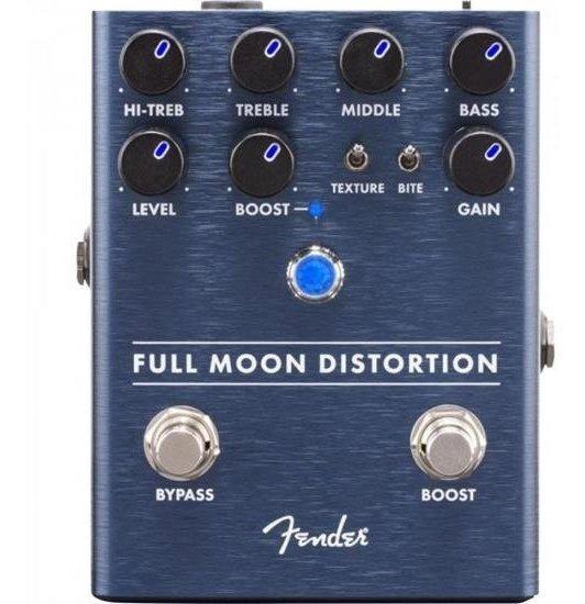 Pedal Para Guitarra Full Moon Distortion Fender ()